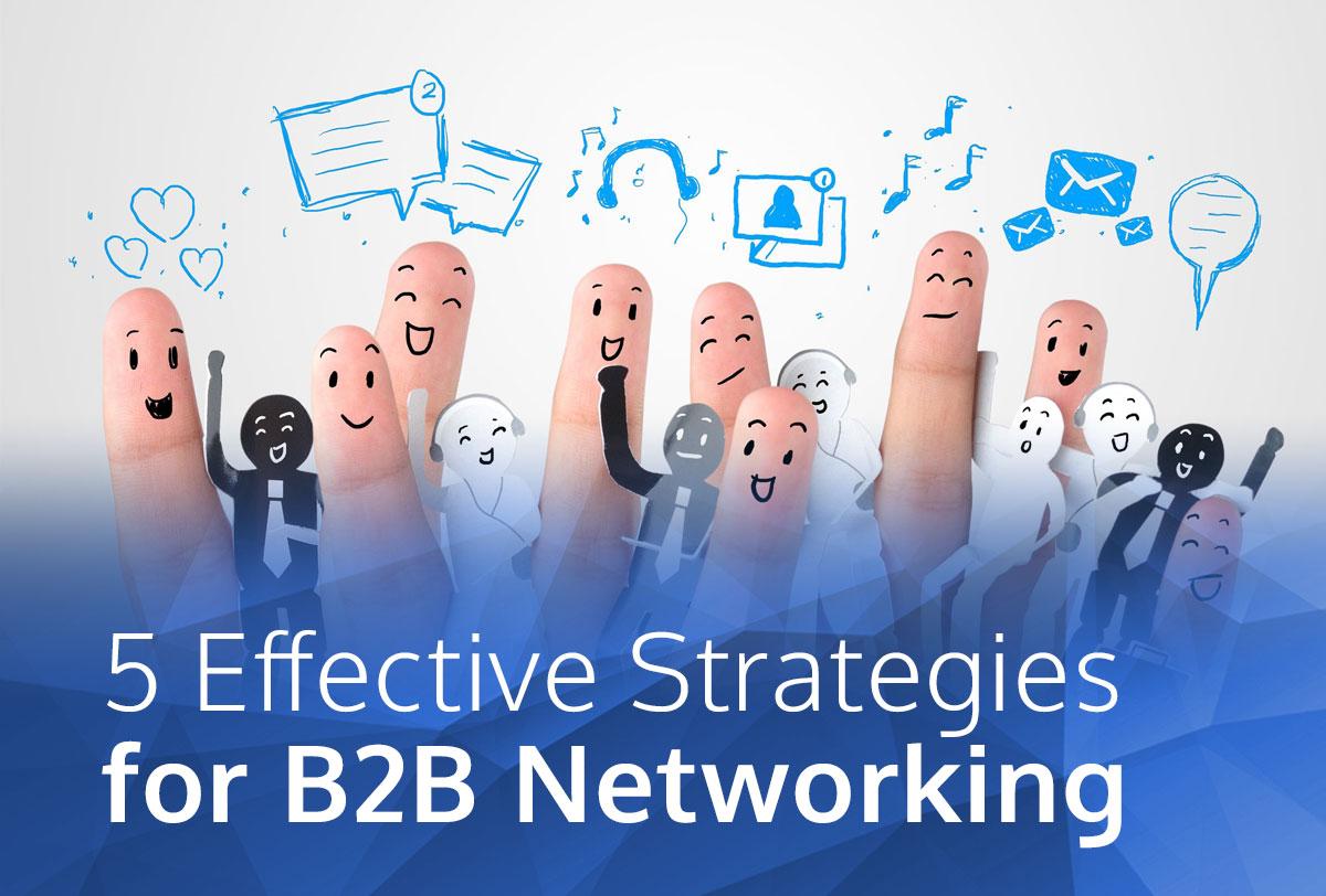 Modi-5EffectiveStrategiesforB2BNetworking